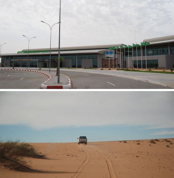 Pesca deportiva en Mauritania
